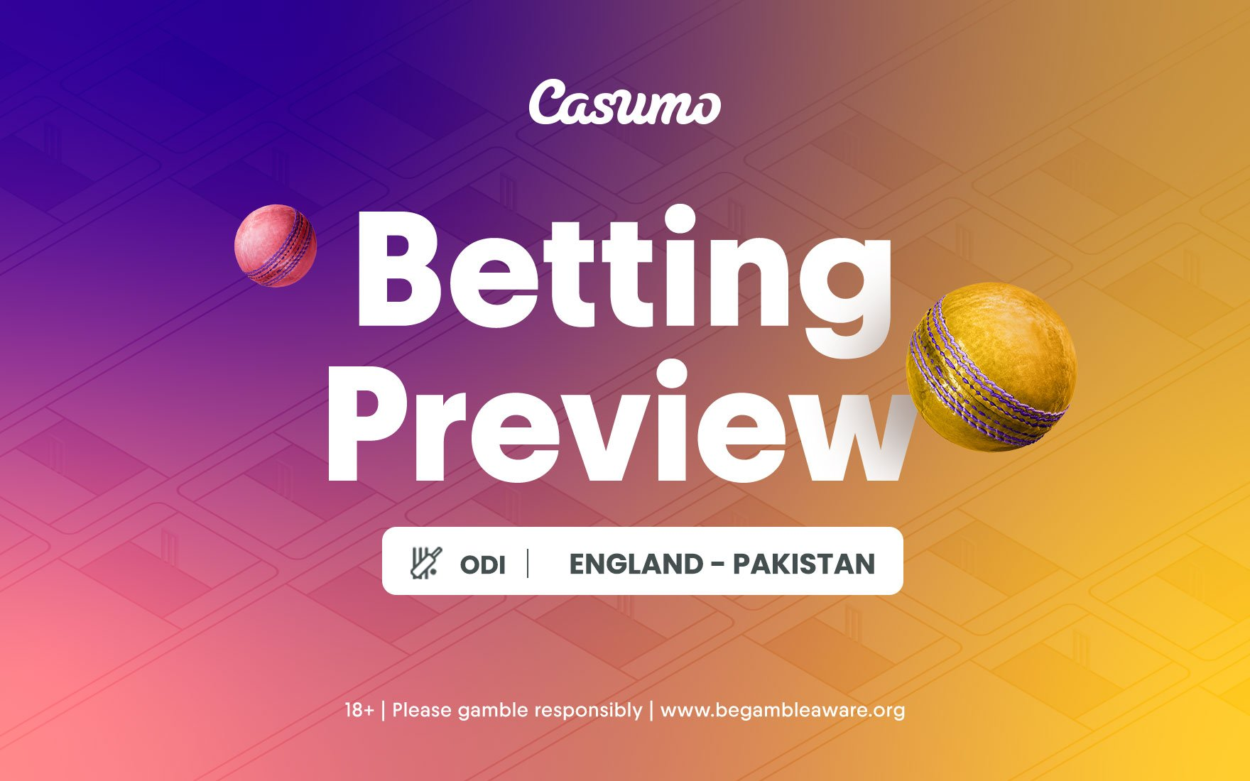 England vs Pakistan betting tips