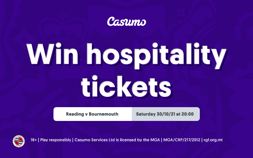Bournemouth ticket giveaway
